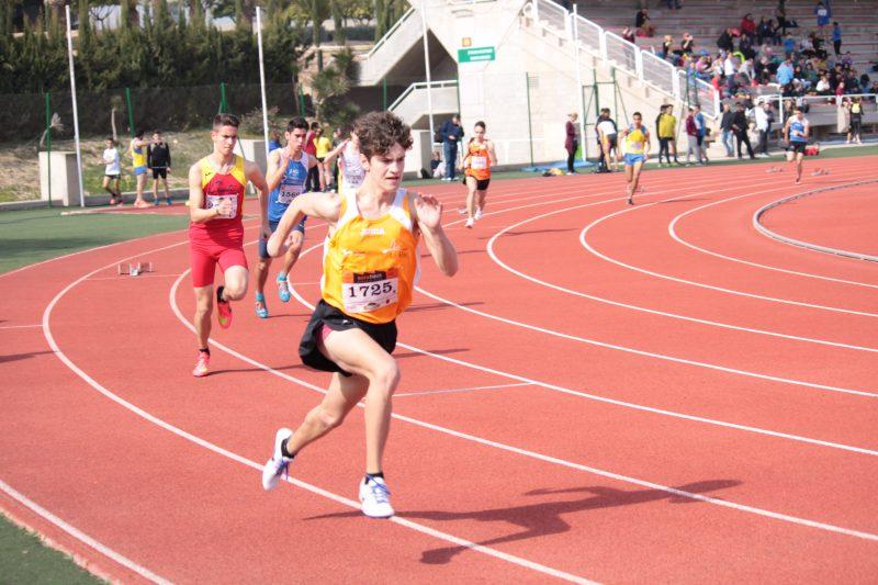 atletas yeclanos ada yeclano campeonato junior