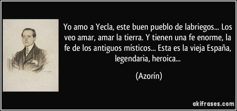 azorin yecla
