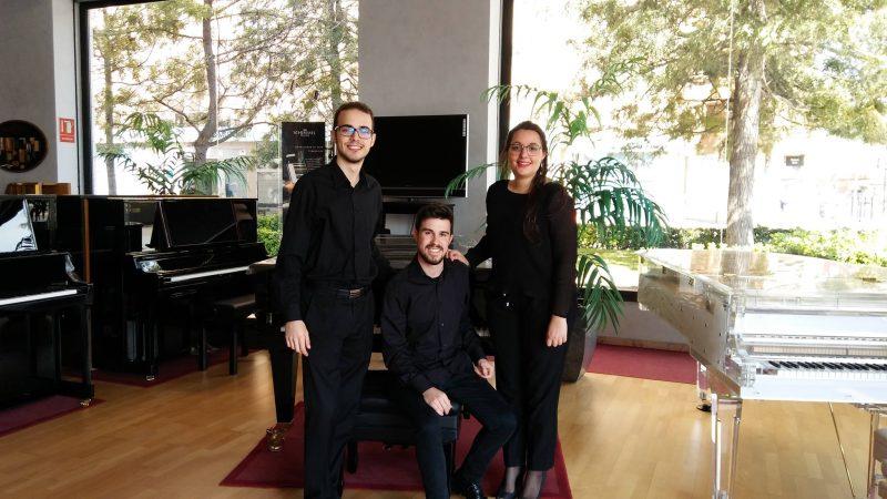trío cámara amigos musica yecla