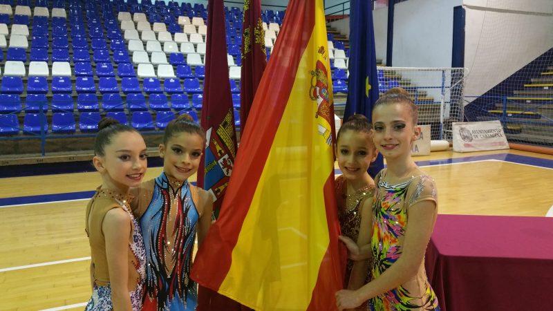 gimnastas yecla gimnasia ritmica yecla
