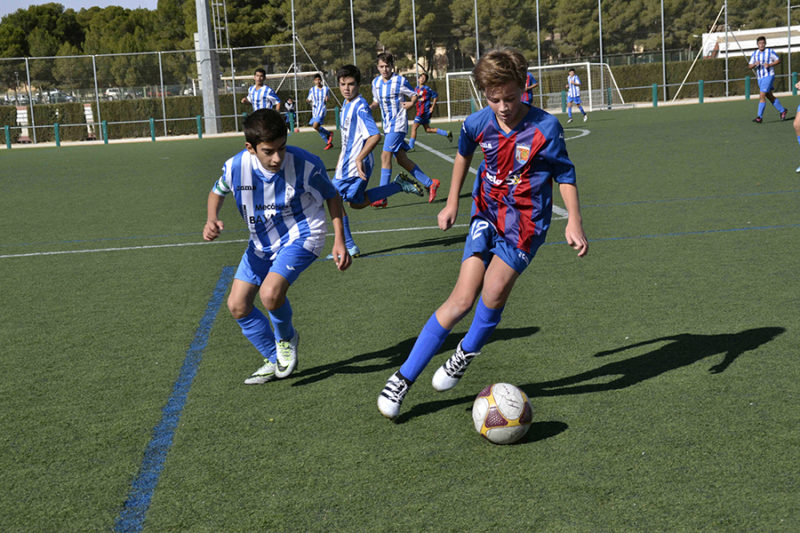 Infantil-A-Progreso fútbol base yecla