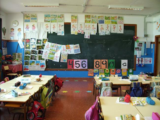 aula niños