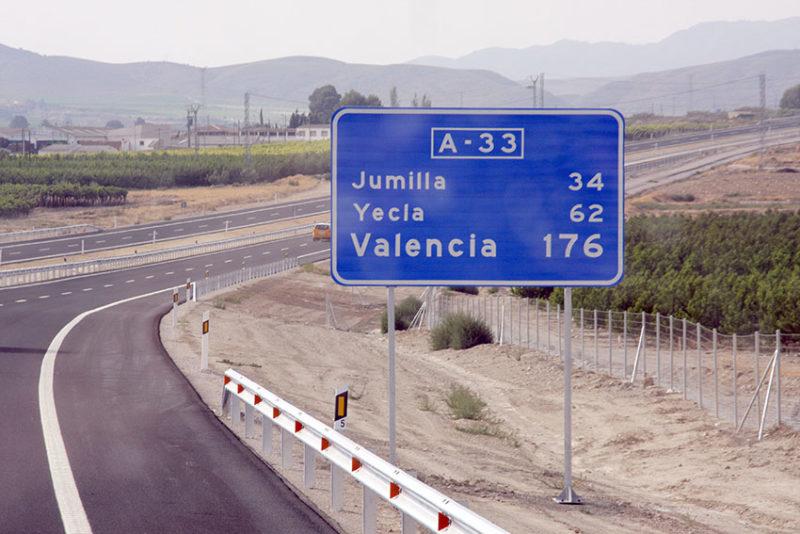 autovía turisticamente