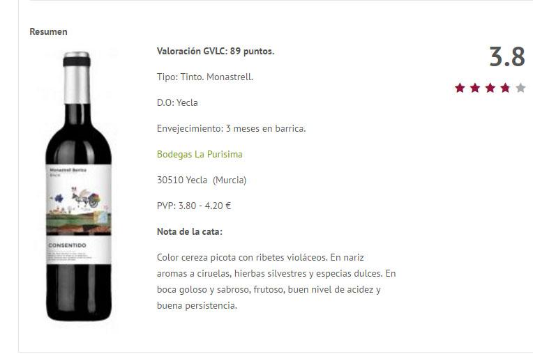 vino low cost
