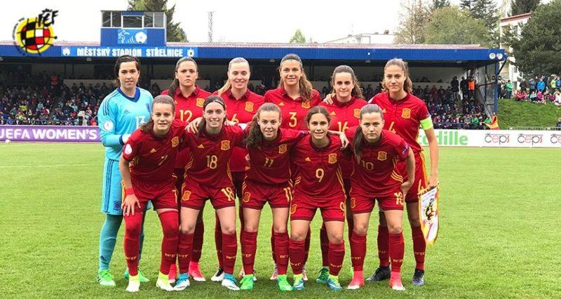 seleccion española sub 17 españa