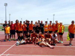 Complejo deportivo juan palao campenato juvenil