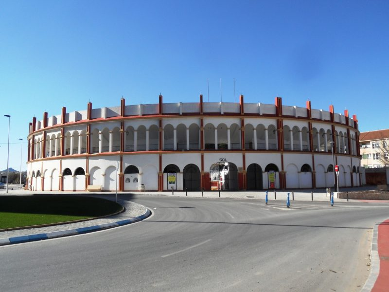 yecla plaza de toros