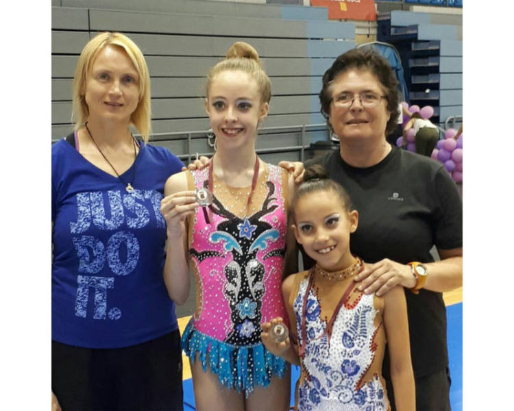 gimnasia rítmica yecla campeonato regional