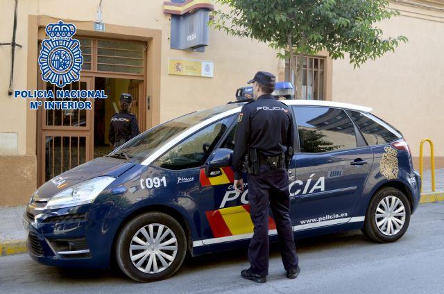 detenido colombiano DNI criminalidad