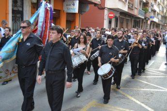campeona del mundo banda música kerkrade yecla