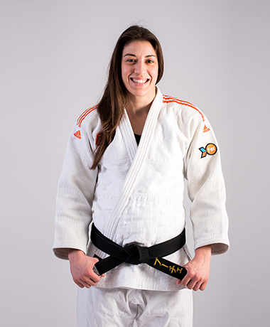 Isabel Puche judoka mundial