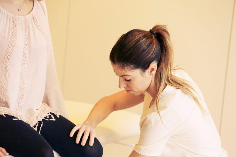 sandra ortuño fisioterapeura