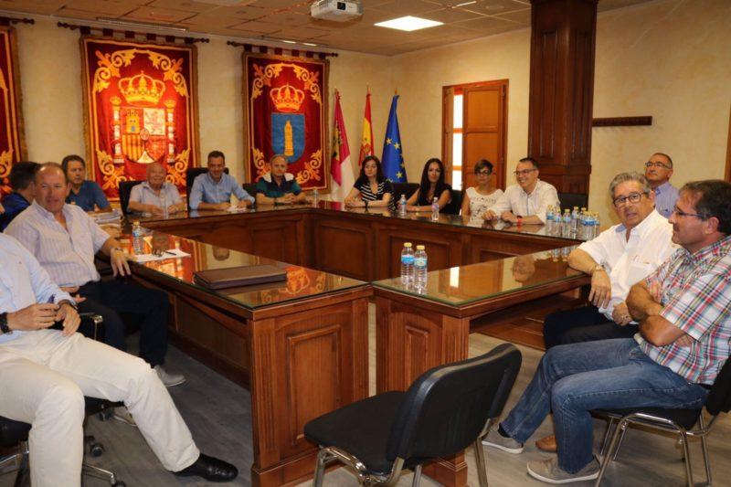 cefusa reunión ayuntamiento montealegre yecla
