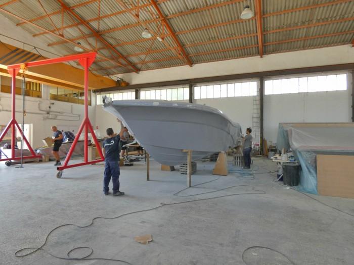 barco grafeno