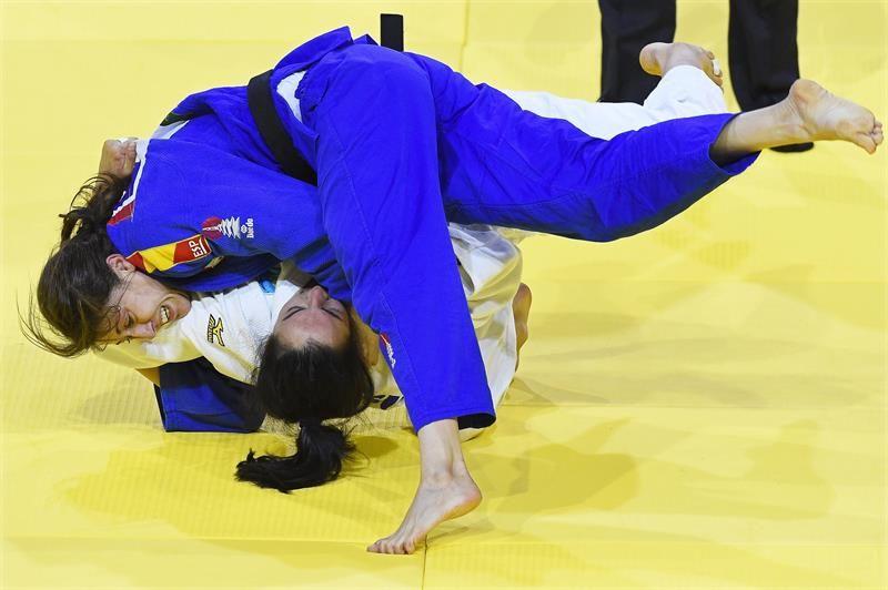 isabel puche judo mundial budapest