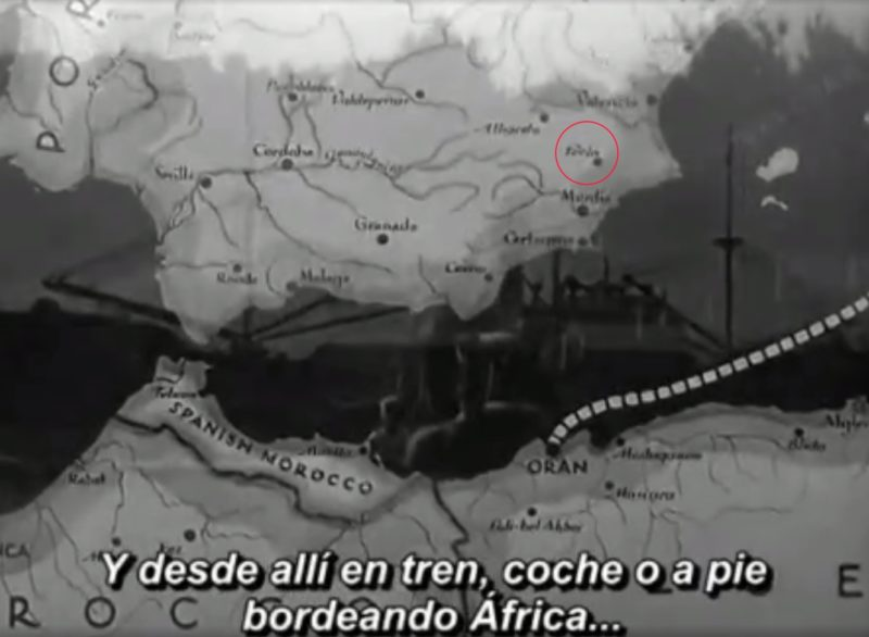 yecla en casablanca 1942