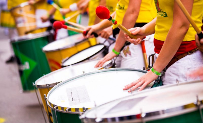 batucada percusión brasileña