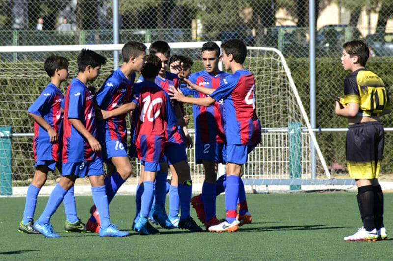 Infantil-A-Puente-Tocinos sociedad deportiva futbol base