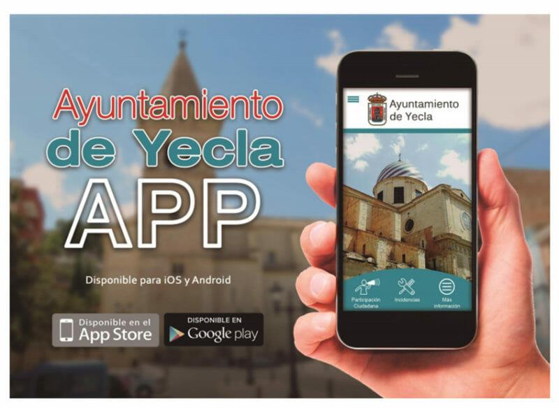 app municipal datos personales