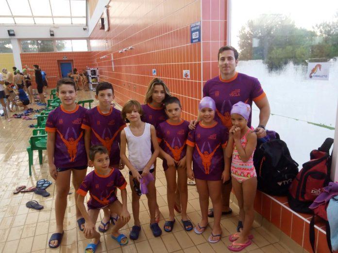 club natación nadadores yeclanos