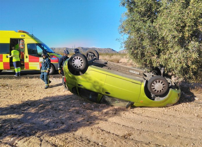 accidente Villena