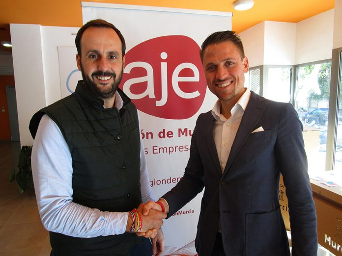 jóvenes empresarios Pablo Soler