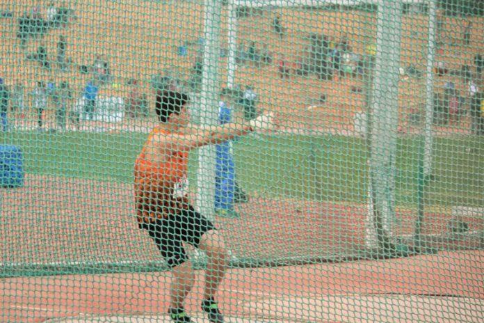 medallas Rafael andrés campeonato de españa martillo