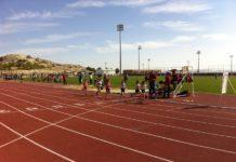 complejo polideportivo juan palao pistas atletismo yecla