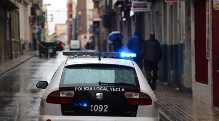 encubrimiento policía retrovisores estafar