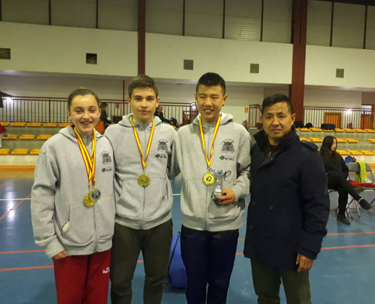 taekwondo yecla jin