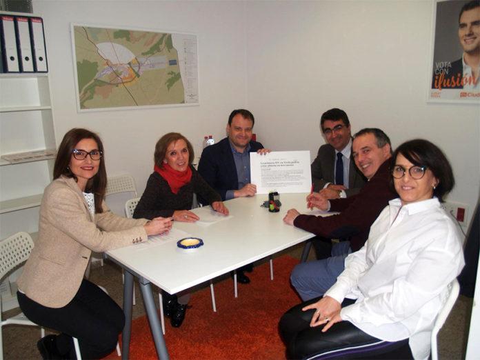 ciudadanos reunión Morell itv liberalización