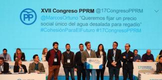 congreso regional PP marcos ortuño