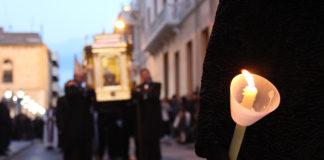 Procesión cristo sepulcro