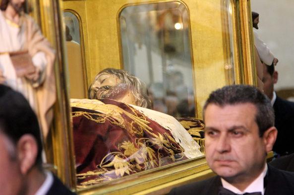 cristo sepulcro
