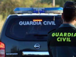 guardia civil expolio arqueológico