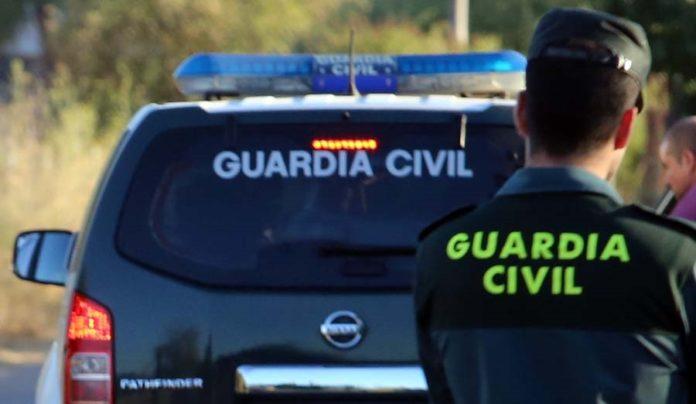 guardia civil expolio arqueológico radar móvil