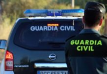 guardia civil fallece carnet un ciclista