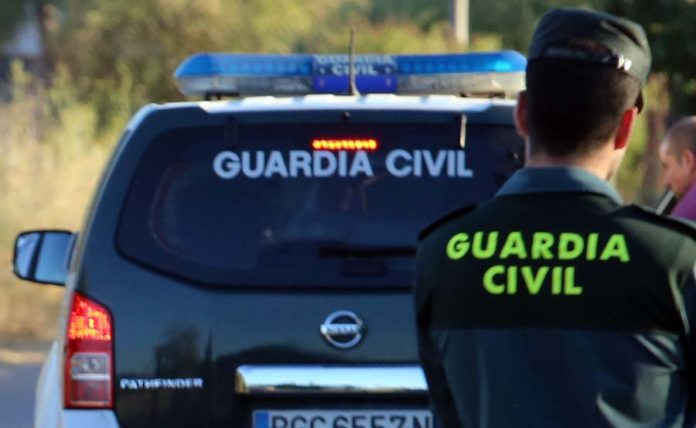 guardia civil operación fallece carnet un ciclista