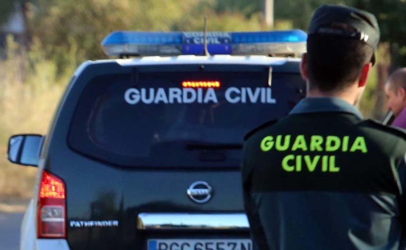 guardia civil operación fallece carnet un ciclista