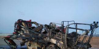 incendio maquinaria investigados