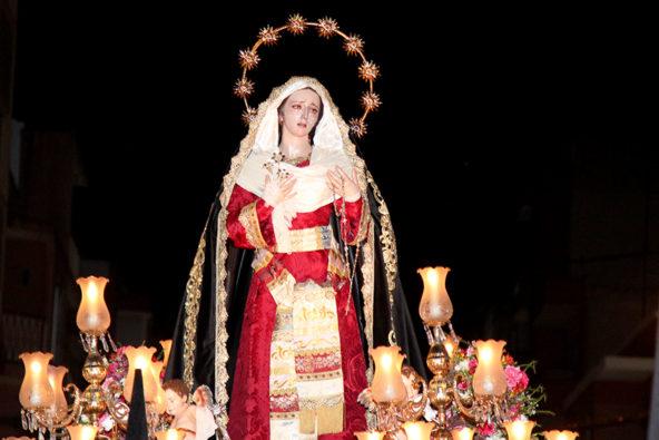 imagen de María Santísima de la Estrella