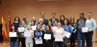 diplomas dependientes estudiantes asistencia domicilio