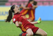 mejor gol mundial sub-20 Eva Navarro campeona sub 17