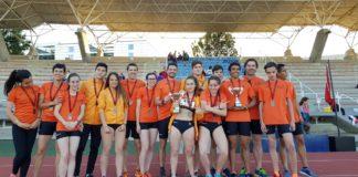 Equipo ada yeclano subcampeón regional