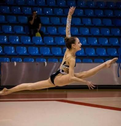 gimnasia ritmica campeonato de españa
