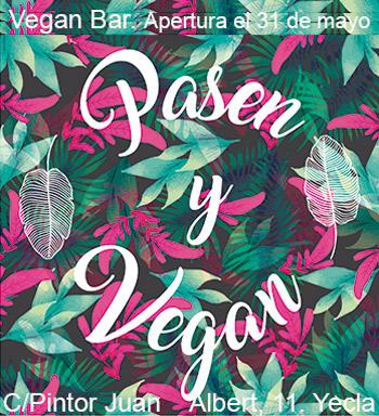 bar vegano