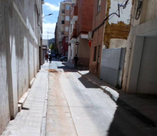 calle águilas yecla