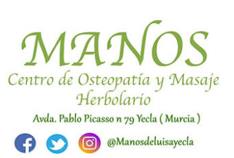 manos osteopatía