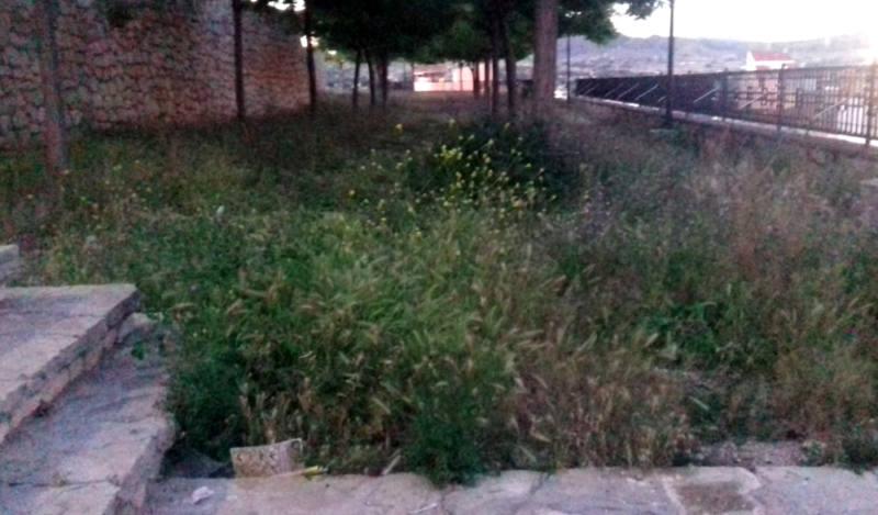 santa barbara jardín