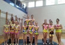 club gimnasia rítmica